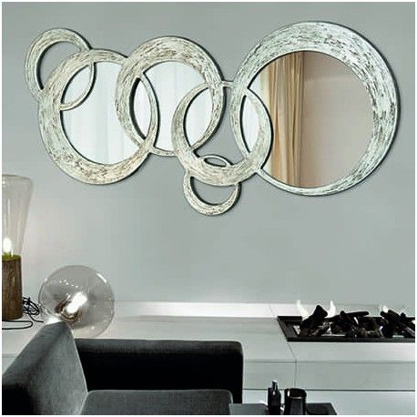 Espejos decorativos grandes de dise o italiano espejos for Ofertas espejos decorativos