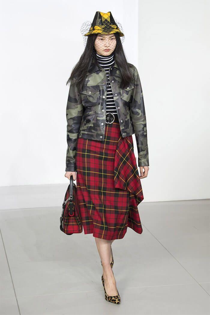 149006b3c60 Модные юбки осень-зима 2018-2019 - новинки