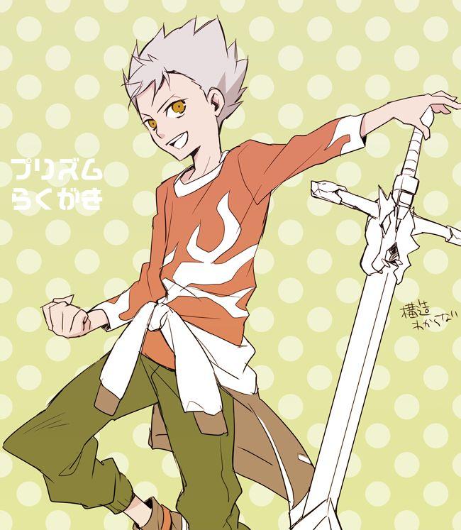 PPRL - Nishina Kazuki Burning Sword Breaker used in his prism live show episode 31