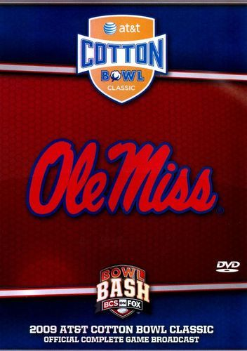 2009 At&t Cotton Bowl [DVD] [2009]