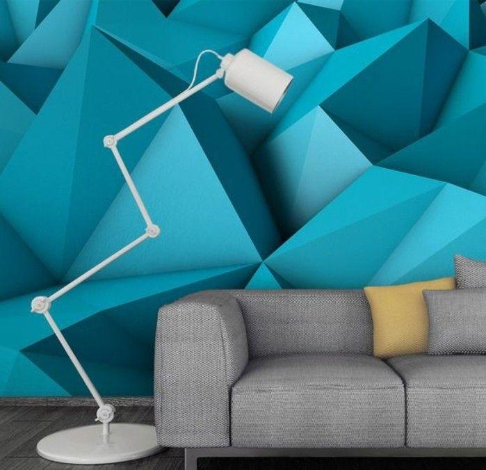 les 25 meilleures id es de la cat gorie tapisserie trompe l oeil sur pinterest papier peint. Black Bedroom Furniture Sets. Home Design Ideas
