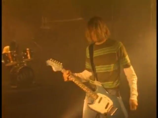 "[https://vimeo.com/249694026] (vimeo link)The video is Nirvana's ""Smells Like Teen Spirit,"" but the song has been changed to a major key. There are other changes, too, with the result being a catchy pop song. The discussion at reddit is half people counting the ways the song was changed, and the other half is summed up as: That's messed up, but I like it.It's been compared to works by Blink 182, Weezer, Gin Blossoms, The Police, The Spin Doctors, Bos..."