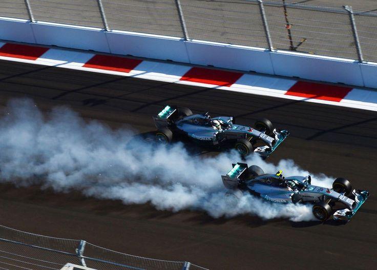 Hamilton wins Russian Grand Prix   #F1   Gear X Head