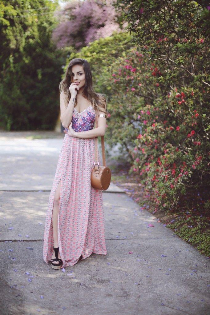 Look du Jour – Vestido Sereia: