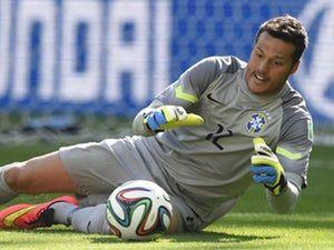 Julio Cesar: 'Neymar best player in the world'