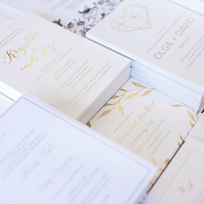 Premium wedding invitations for design lovers Shop