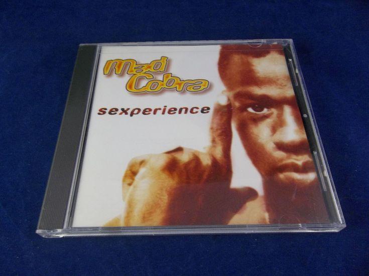 Mad Cobra Sexperience 1996 Reggae CD  #MadCobra #Sexperience #Reggae #Ska #Music #CD #Album #eBid