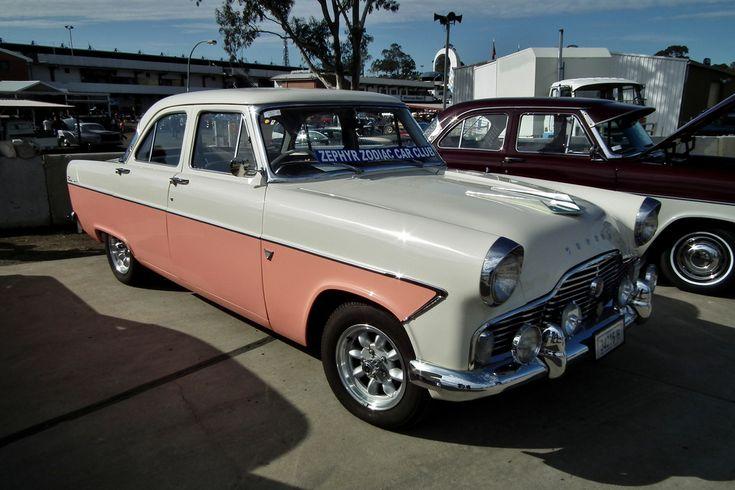 Mk 11 Ford Zephyr