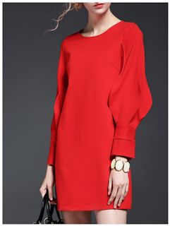 Modern Red Apparels For 2017