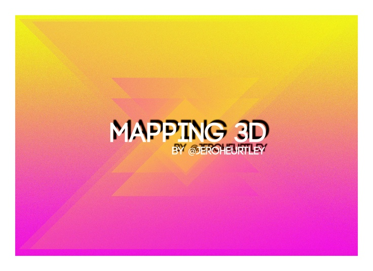 #mapping3d #mapping projection #vj #aftereffects