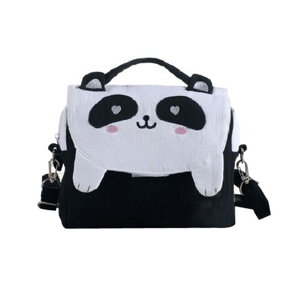 Hand Bag Cotton Cartoon Messenger Bag Children's Bag