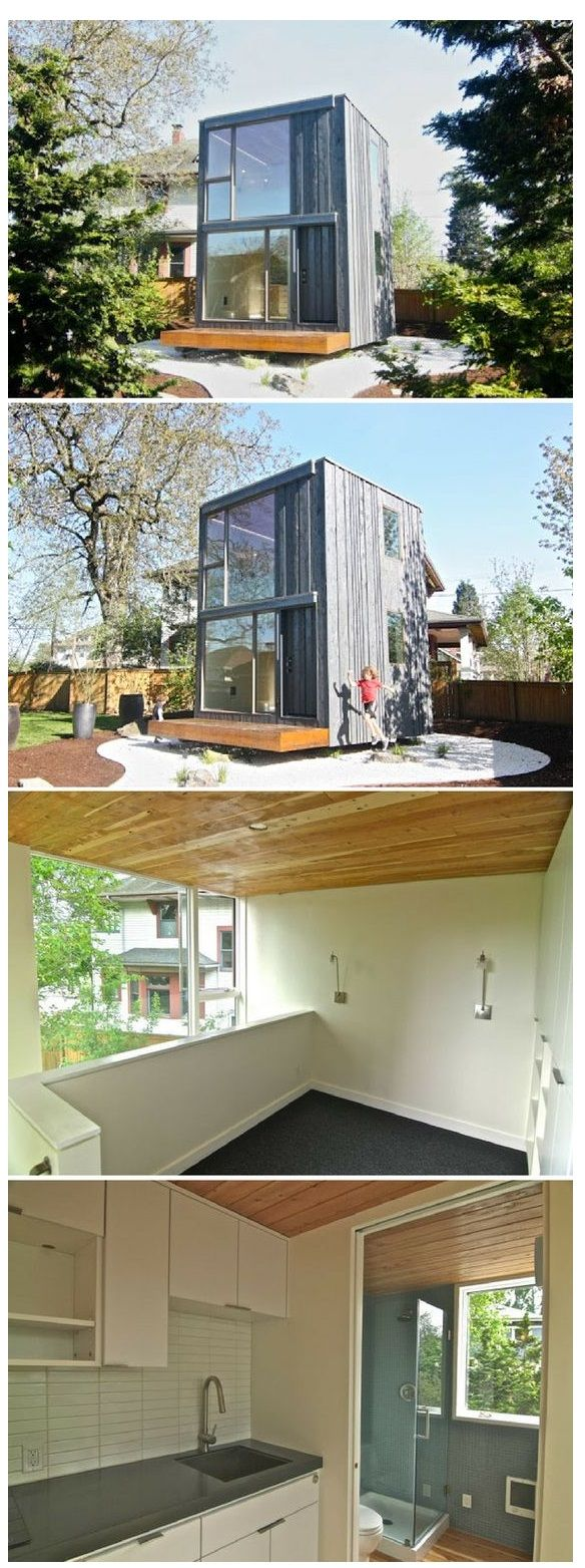 mytinyhousedirectory: The 359 is a home that rotates to follow the sun