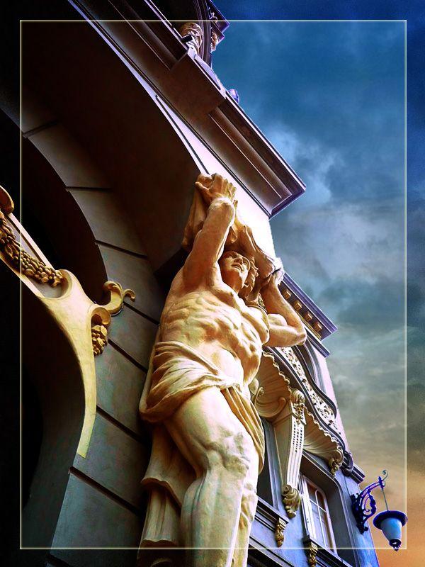 Municipal Palace - Curitiba - Brazil