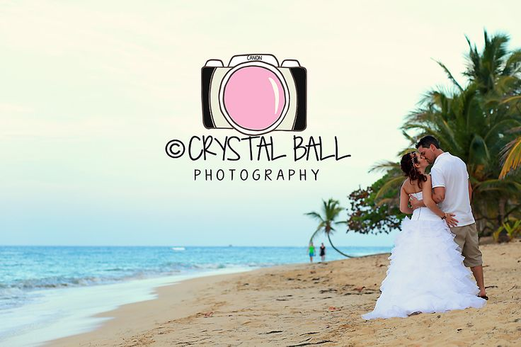 Dominican beach wedding♥