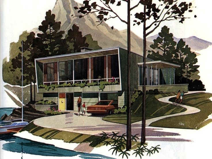 757 Best Images About Mid Century Modern On Pinterest | Mid