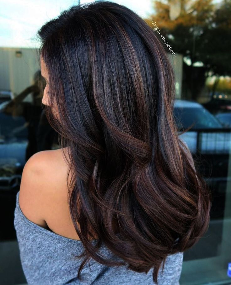 Hair Color Ideas For Ombre Beneath Hair Color Ideas For Brown Eyes And Fair Skin Brunette Hair Color Fall Hair Color For Brunettes Hair Color Dark