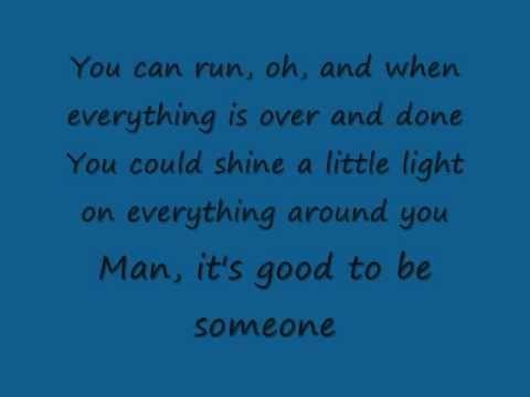 Someday~ Rob Thomas with lyrics