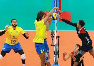 Blog Esportivo do Suíço:  Brasil cresce, domina os EUA e vai à final em busca do deca na Liga Mundial