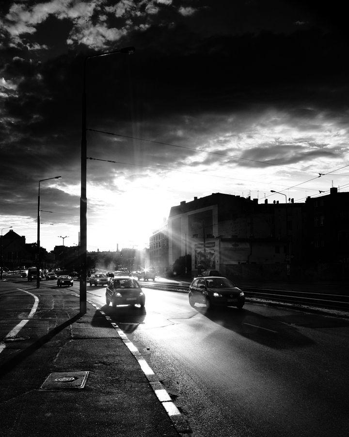 City life by Marek Mozalewski, via 500px