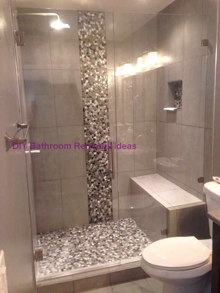 15 Incredible Diy Ideas For Bathroom Makeover Diy In 2020 Diy Bathroom Remodel Bathroom Renovation Diy Master Bathroom Shower