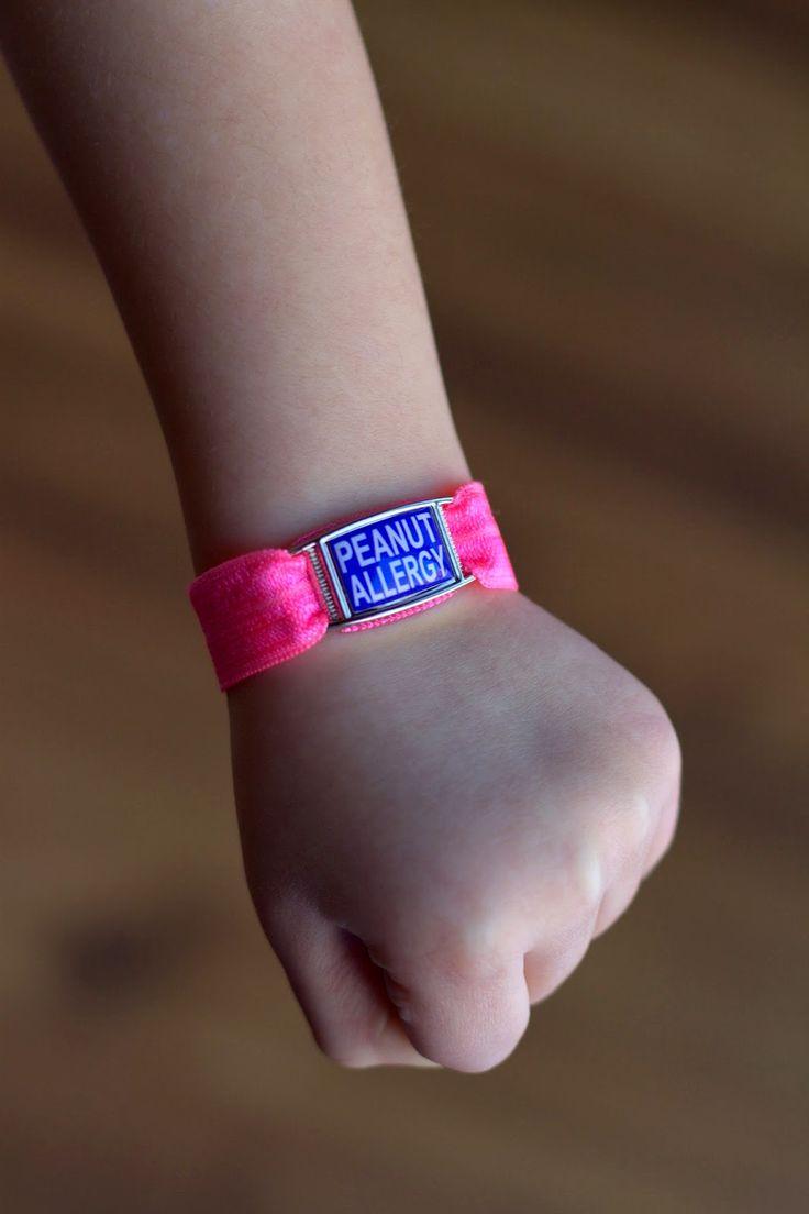 Piepie Designs Diy Medical Alert Bracelet Tutorial Kid