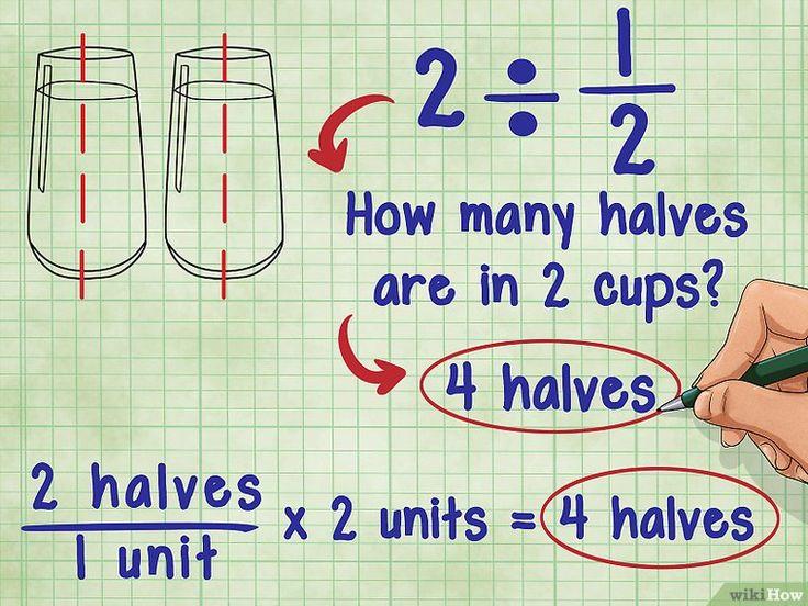 Best 25 dividing fractions ideas on pinterest dividing how to divide fractions by fractions 12 steps with pictures ccuart Choice Image
