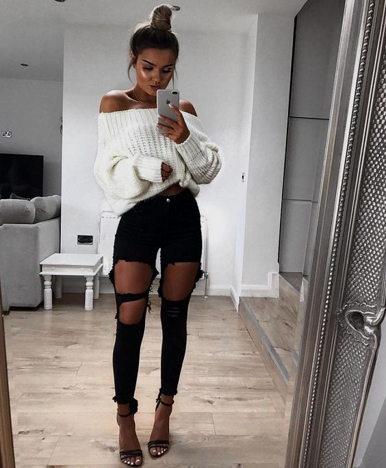 Fall Fashion With Jeans Dress 2020, Ideas, Picture best fancy dress outfits | Outfits for 2020 in 2019 | Cute outfits
