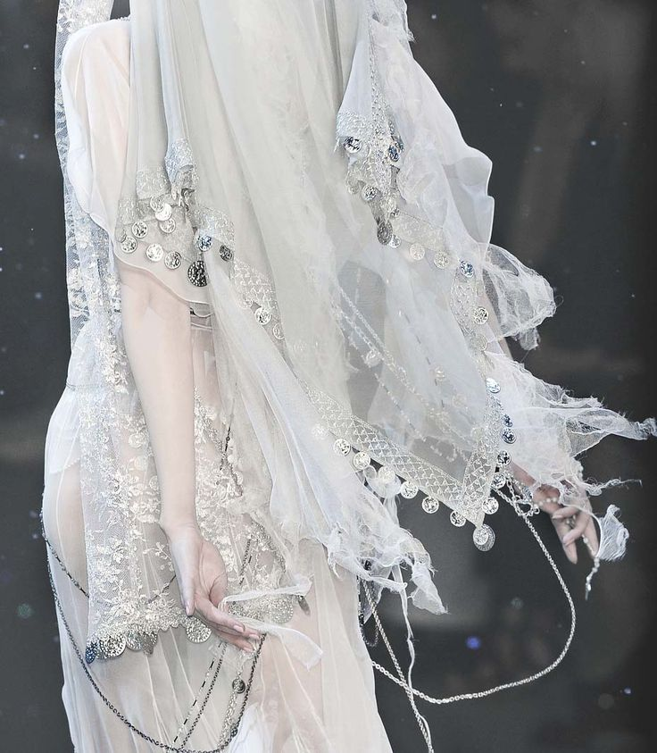 Detail of John Galliano F/W 2009