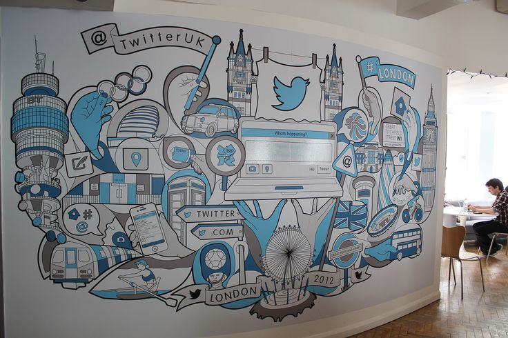 Sweaty Eskimo // Illustrations & Stuff - Twitter UK