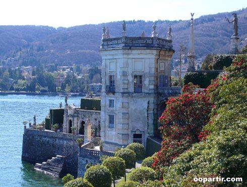 Italie (hors iles) - Reportage carnet de voyage : les lacs italiens, Majeur, Come, Garde, Orta