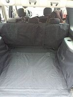 Чехол багажника Maxi для автомобилей Лада Ларгус 5 мест,цвет чёрный TP-LL2-MAXI-BL