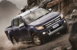 FORD Ranger Limited AT