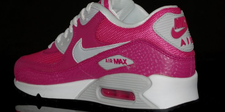 NIKE AIR MAX 90 GS 345017 600   funkyshoes.pl