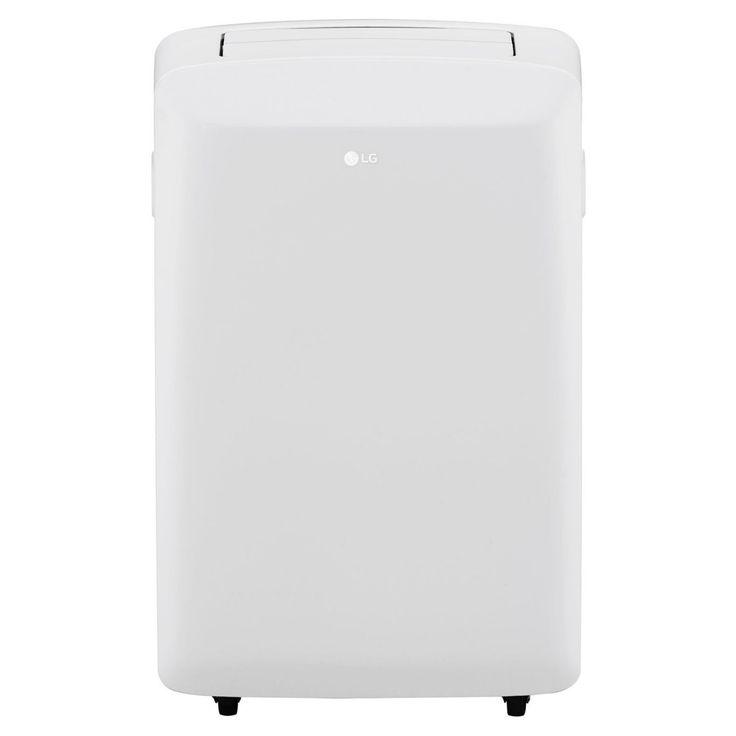 LG 8000 BTU 115V Portable Air Conditioner with Remote Control - LP0817WSR
