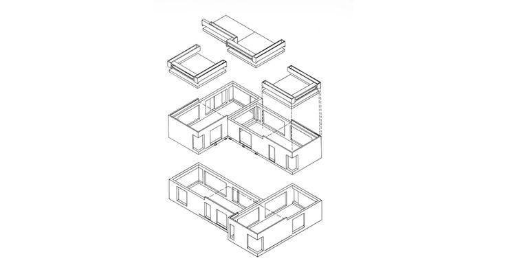 Habitat 67, Montreal, Canadá // Moshe Safdie, 1967