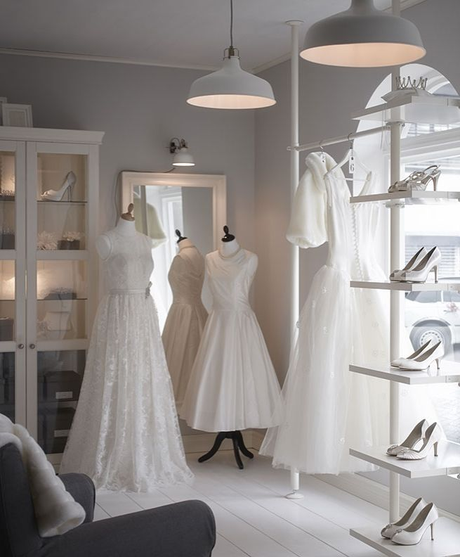 17 Best Ideas About Bridal Shop Interior On Pinterest