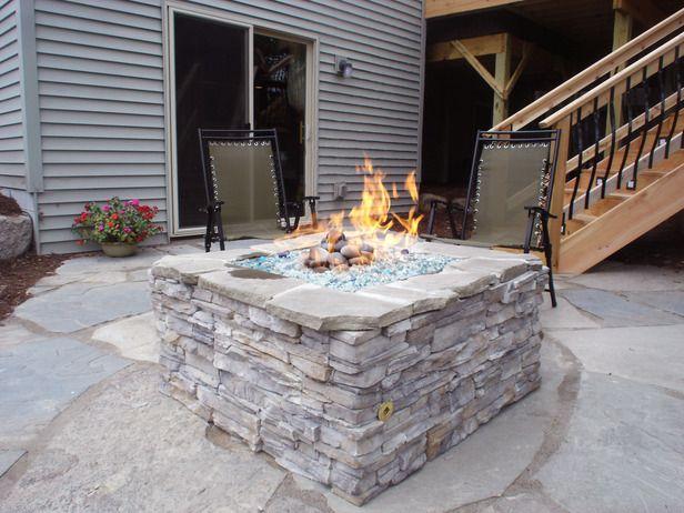 Best 25+ Diy Gas Fire Pit Ideas On Pinterest | Firepit Glass, Gas Fire Pit  Kit And Glass Fire Pit Idea