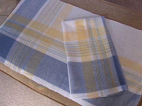 Ravelry: knit4fun972's Fibonacci towels
