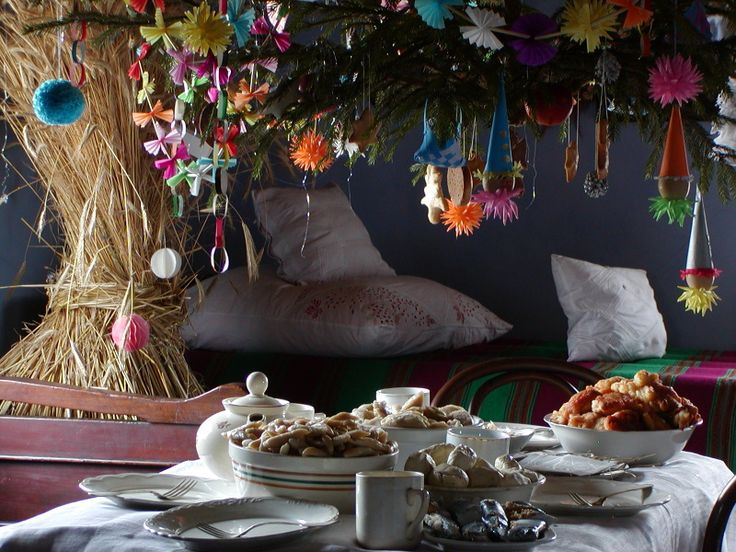 TheWigilia supper and remnants of ancient Slavic customs Preparations for Christmas, celebrated on 25th and 26th December, begin many days before – people collect the most important ingredie…