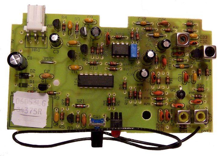 Genie garage door openers and gate operator radio control