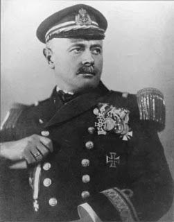 The Mad Monarchist: Monarchist Profile: Captain Georg Ritter von Trapp