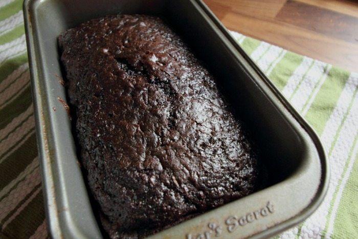 3 Ingredient Chocolate Zucchini Cake