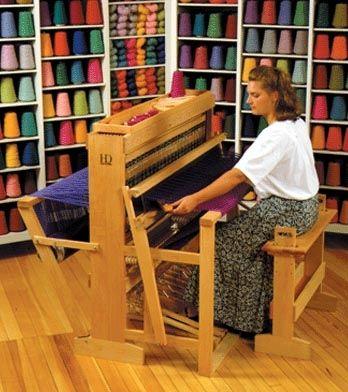 """Harrisville 36"""" Floor Loom"""
