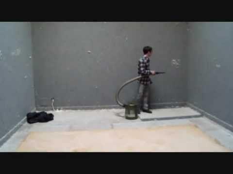 Vacuum cleaner in Allan Kaprow Fluxus Happening