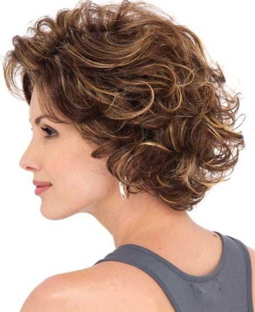 Frisuren Mittellang Und Lockig
