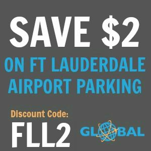 FLL Ft Lauderdale Airport Parking Coupon