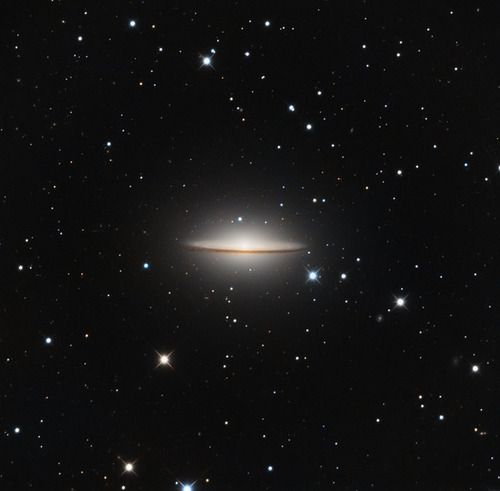 spacettf: Sombrero Galaxy - M104