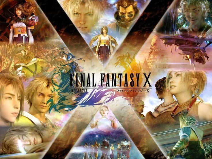 Final Fantasy X: iniziato ma mai finito perchè........ STA PER USCIRE LA VERSIONE REMAKE HD PER PS3!!!