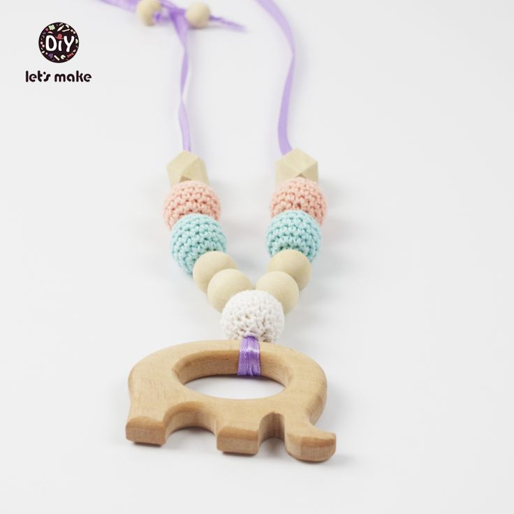 Aliexpress.com : Buy Organic Nursing Breastfeeding beech wood elephant necklace with pendant Babywearing necklace Teething toy from Reliable necklace personalized suppliers on let's make | Alibaba Group