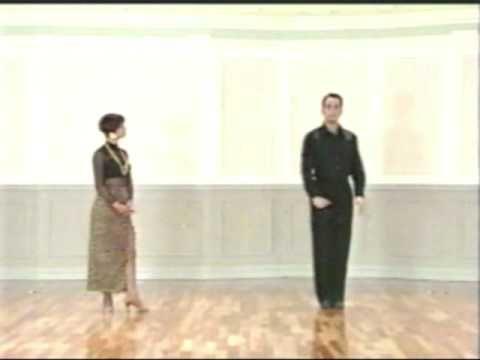 samba dance lesson part 6